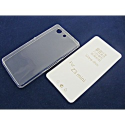 Ultra Slim Case Son Xperia Z3 Mini przeźroczysty