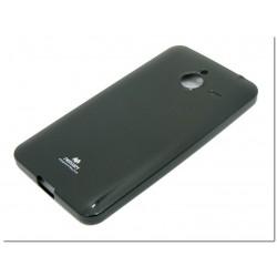 Futerał Mercury JELLY Mic 640XL Lumia czarny