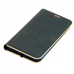 Flip Vennus iPhone X A1865 A1901 granatowy
