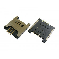 Złącze SIM Sam S6500 B5330 oryginał
