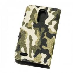 Fancy Army LG K10 2017 M250 khaki