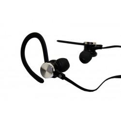 Słuchawki 3,5mm HQ JY-A1 nauszne czarne