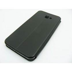 Etui BOOK Elegance Samsung J4+ J4 Plus J415 czarny