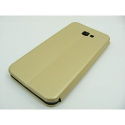 Etui BOOK Elegance Samsung J4+ J4 Plus J415 złoty