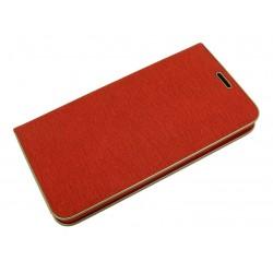 Flip Vennus Sam G965 Galaxy S9 Plus czerwony