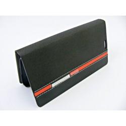 Wallet Mute Sam G800f S5 Mini czarny