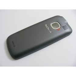 Klapka baterii Nokia C1-01 DARK GREY oryginalna