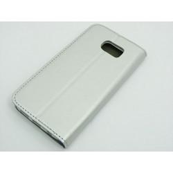 Smart Magnet Sam G935 Galaxy S7 EDGE srebrny HQ