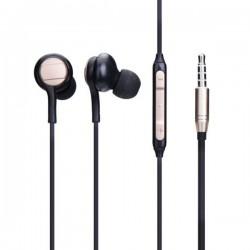 Słuchawki 3,5mm HQ CIRCLE box czarne
