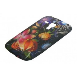 Design Case Sam S7560 S7562 Trend kwiaty