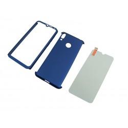 FULL 360 + szkło Huawei Y7 2019 DUB-L21 niebieski