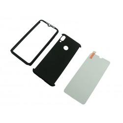 FULL 360 + szkło Xiaomi Redmi Note 7 czarny