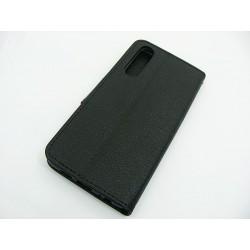 Fancy Diary Huawei P30 ELE-L29 czarny