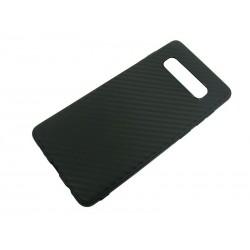Carbon MATT Case Samsung S10 Plus G975 czarny
