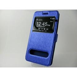 Flip Case VIEW Huawei Honor 4X niebieski