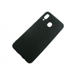 Jelly Case Samsung A30 A305 / A20 A205 czarny MATT