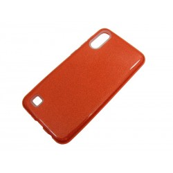 Jelly Case SHINING HQ Sam A10 A105 czerwony