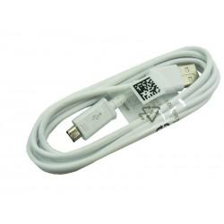 Kabel PC Sams Micro USB ECB-DU4EWE biały oryginał