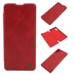 NILLKIN QIN Sam N975 Galaxy Note 10 Plus czerwony