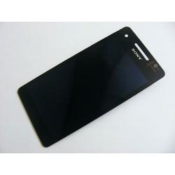 LCD Son LT25i Xperia V + dotyk BLACK oryginalny