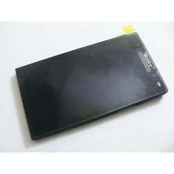 LCD SON LT26i Xperia S + dotyk czarny