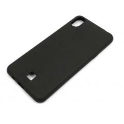 Jelly Case LG K20 LMX120EMW czarny MATT
