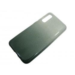 Jelly Case SHINING HQ Sam A70 A705 sr-czarny