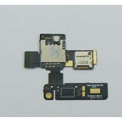 Flex HTC ONE V T320e zł. SIM zł k. pam. + mik org