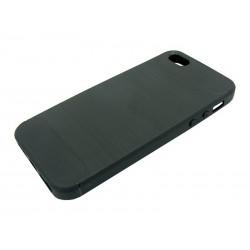 Bumper Carbon LUX iPhone 5 5S SE czarny