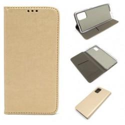 Smart Magnet Samsung A71 A715 złoty