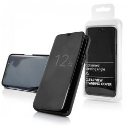 Flip Clear VIEW do Samsung Note 10 Lite N770 czarn