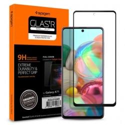 9H SZKŁO do Samsung A71 A715 SPIGEN GLAS.TR SLIM