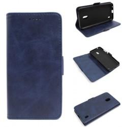 Smart Leather do Nokia 2.2 TA-1188 granatowy