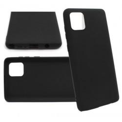 Jelly Case do Sam Note 10 Lite N770 czarny MATT