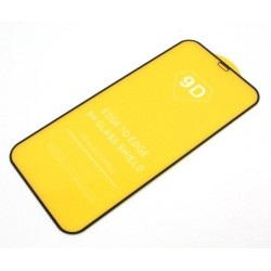 9D SZKŁO do iPhone 12 Mini FULL GLUE czarne