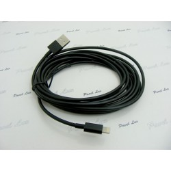 Kabel PC iPh 5 iPad 4 iPad Mini 8-PIN 3 metry czar