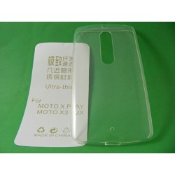 Ultra Slim Case Motorola Moto X PLAY przezroczysty