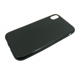 Jelly Case iPhone XR A1984 czarny MATT