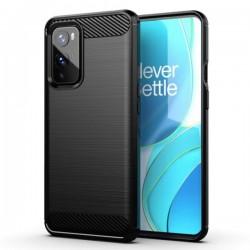 Bumper Carbon LUX do OnePlus 9 5G czarny