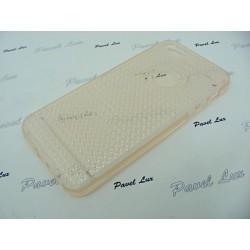 Jelly Case GLITTER iPhone 5 5S 5SE różowy