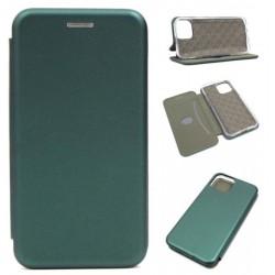 Etui BOOK Elegance do iPhone 13 Mini zielony