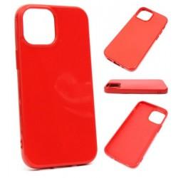 Etui Jelly GLITTER do iPhone 13 Mini czerwone