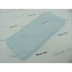 Jelly Case GLITTER iPhone 5 5S 5SE niebieski
