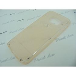 Jelly Case GLITTER Sam G930 S7 różowy