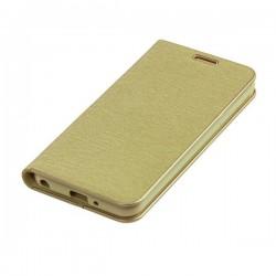 Flip Vennus LG Q6 M700 / G6 Mini złoty
