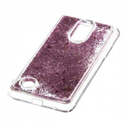 Liquid / Water Case LG K4 2017 M160 różowy