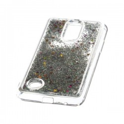 Liquid / Water Case LG K4 2017 M160 srebrny