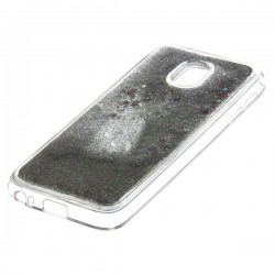 Liquid / Water Case Sam J3 2017 J330 srebrny