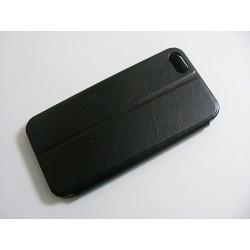 Flip Case Window iPhone 5 5S SE czarny