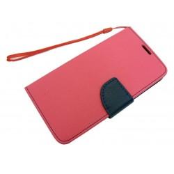Fancy Diary Sam G965 Galaxy S9 Plus różowy